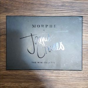 James charles morphe mini palette